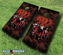 KISS Cornhole Sets