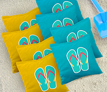 Beach/Water Cornhole Bags