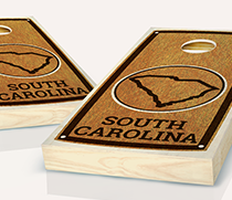 State Stained Cornhole Sets