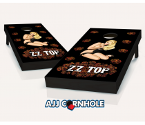 ZZ Top Cornhole Sets