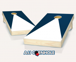 """Pyramid"" Cornhole Set"
