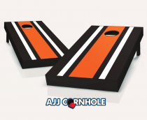 """Striped"" Cornhole Set"