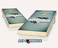 """US Air Force Imprint"" Cornhole Set"