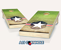 """US Air Force"" Cornhole Set"