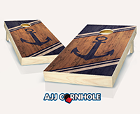 """Anchor"" Cornhole Set"