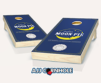 """Collector Moonpie"" Cornhole Set"