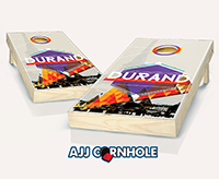 """French Surname"" Cornhole Set"