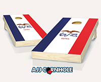 """Iowa Flag"" Cornhole Set"