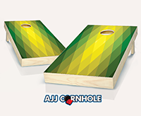"""Kryptonite"" Cornhole Set"