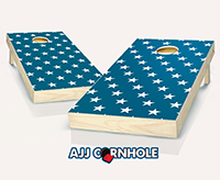 """Liberty Stars"" Cornhole Set"