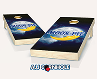"""Moonpie Sky"" Cornhole Set"