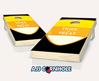 """Trick or Treat"" Cornhole Set"
