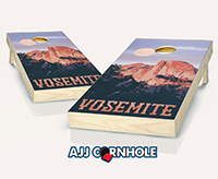 """Yosemite"" Cornhole Set"