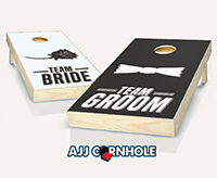 """Wedding Shower Game"" Cornhole Set"