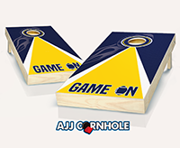 """Game On"" Cornhole Set"