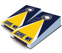 """Game On"" Tabletop Cornhole Set"