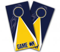 """Game On"" Cornhole Wrap"