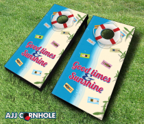 Beach/Water Cornhole Sets