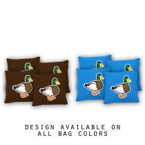 """Duck"" Cornhole Bags - Set of 8"