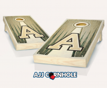 Army Stained Pyramid Cornhole Set