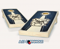 Butler Stained Pyramid Cornhole Set
