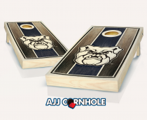 Butler Stained Striped Cornhole Set