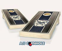 Butler Stained Stripe Cornhole Set
