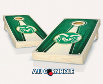 Colorado State Stained Pyramid Cornhole Set