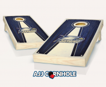 Georgia Southern Stained Pyramid Cornhole Set