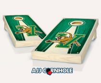 Vermont Stained Pyramid Cornhole Set