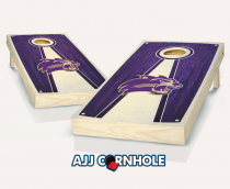Western Carolina Stained Pyramid Cornhole Set
