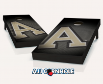 Army Black Knights Slanted Cornhole Set