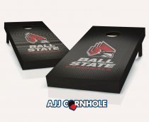 Ball State Cardinals Slanted Cornhole Set