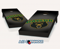 """Baylor Bears"" Slanted Cornhole Set"