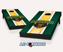 """Baylor Bears"" Striped Cornhole Set"