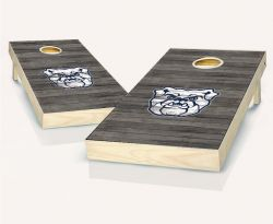 Butler Bulldogs Distressed Cornhole Set