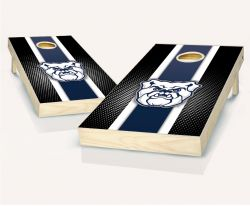 Butler Bulldogs Striped Cornhole Set