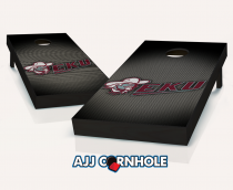 Eastern Kentucky Colonels Slanted Cornhole Set