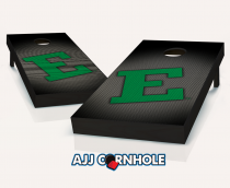 Eastern Michigan Eagles Slanted Cornhole Set