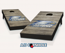 Georgia Southern Eagles Distressed Cornhole Set