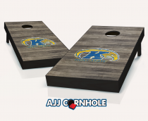 Kent State Golden Flashes Distressed Cornhole Set