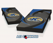 Kent State Golden Flashes Swoosh Cornhole Set