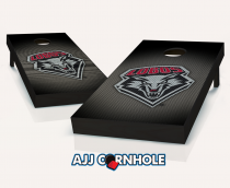 New Mexico Lobos Slanted Cornhole Set