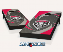 New Mexico Lobos Swoosh Cornhole Set