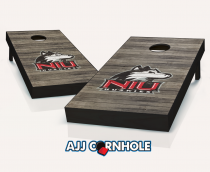 Northern Illinois Huskies Distressed Cornhole Set