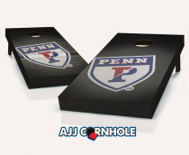 Penn Quakers Slanted Cornhole Set