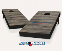 Richmond Spiders Distressed Cornhole Set