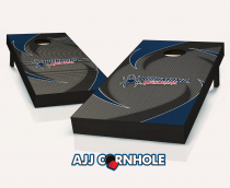 Richmond Spiders Swoosh Cornhole Set