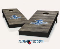 Seton Hall Pirates Distressed Cornhole Set