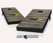 Southern Miss Golden Eagles Distressed Cornhole Set
